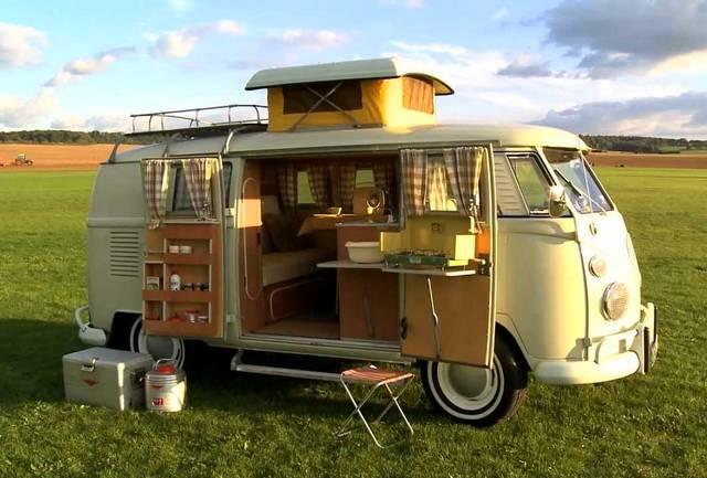 Camper Van DigiPancho Blog